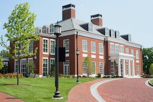 Johns Hopkins University - Visitor Center